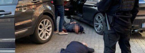 "В Одессе поймали ""вора в законе"" в инвалидной коляске (фото)"