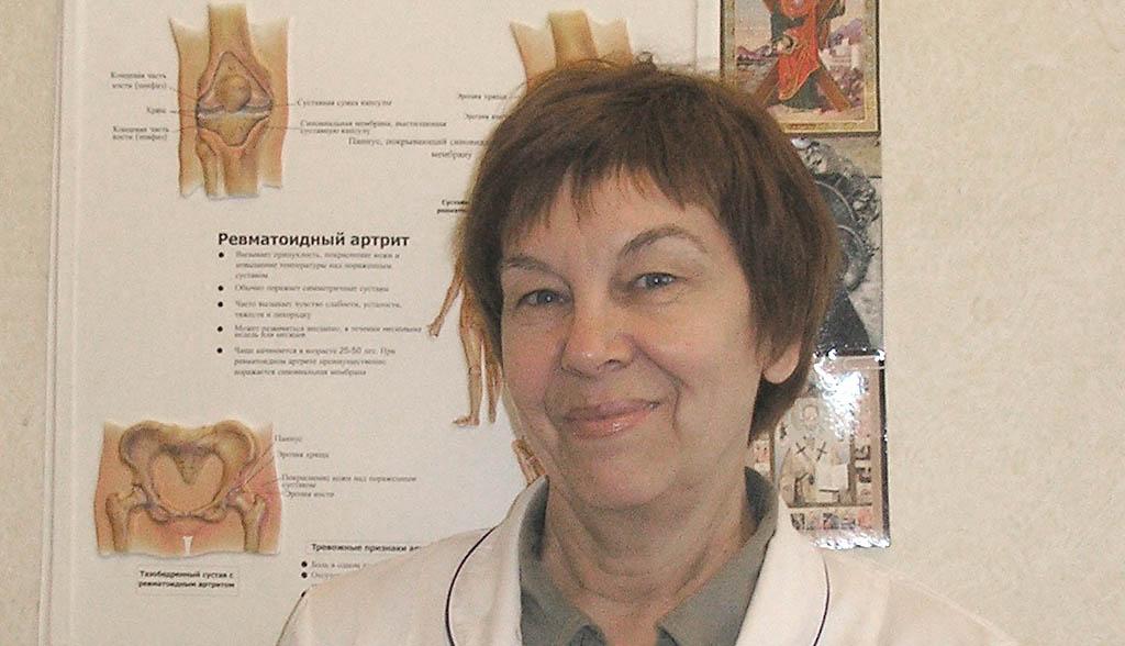 Врач Наталья Герасименко