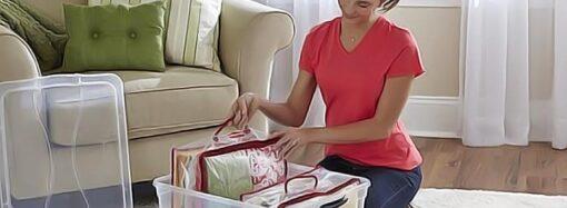 Как подготовить зимнюю одежду и обувь к «летней спячке»