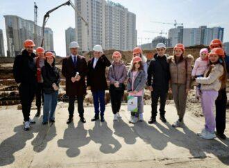 В Одессе заложили новую традицию – Капсулу желаний