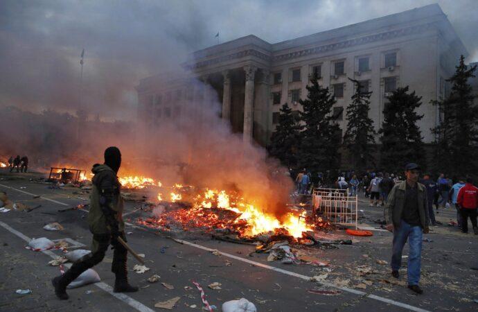Этот день в истории: кровавые беспорядки в Одессе