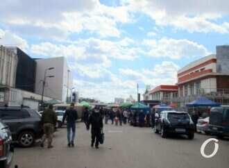 В Одессе открыли для проезда часть улицы Екатерининской возле Привоза