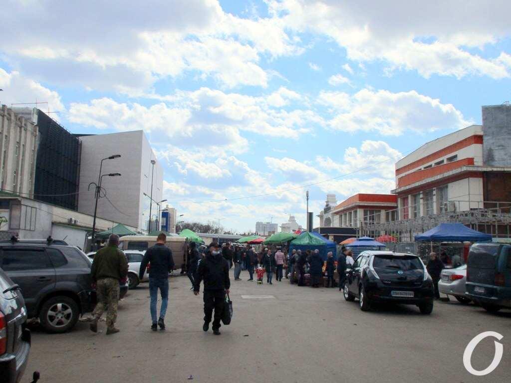 Екатерининская, у Привоза