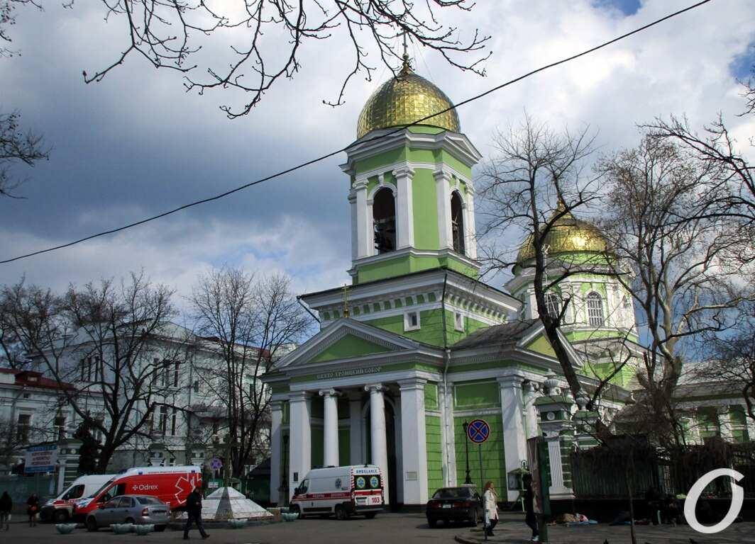 Екатерининская, храм