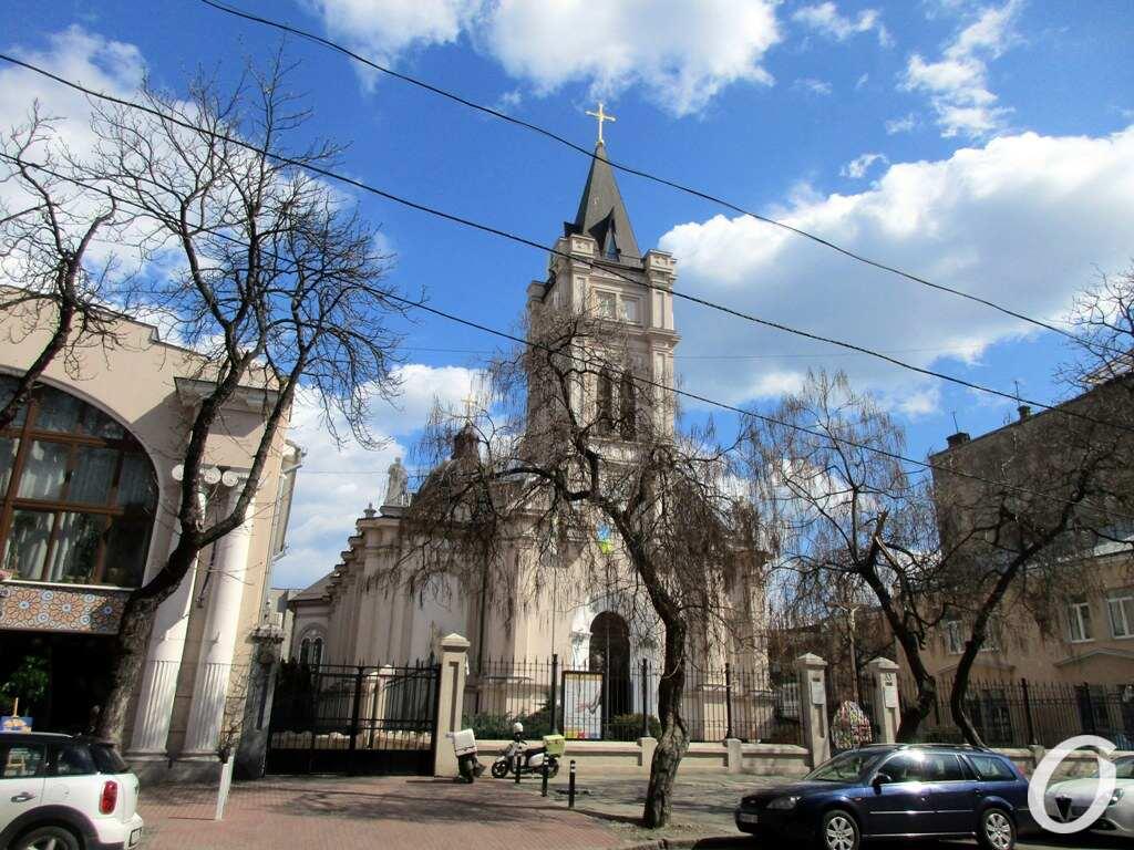 Екатерининская, католический собор