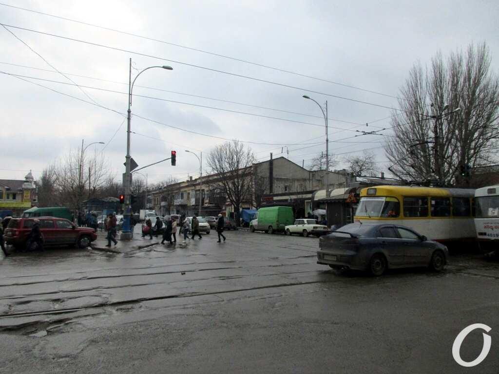 ремонт на участке Преображенской