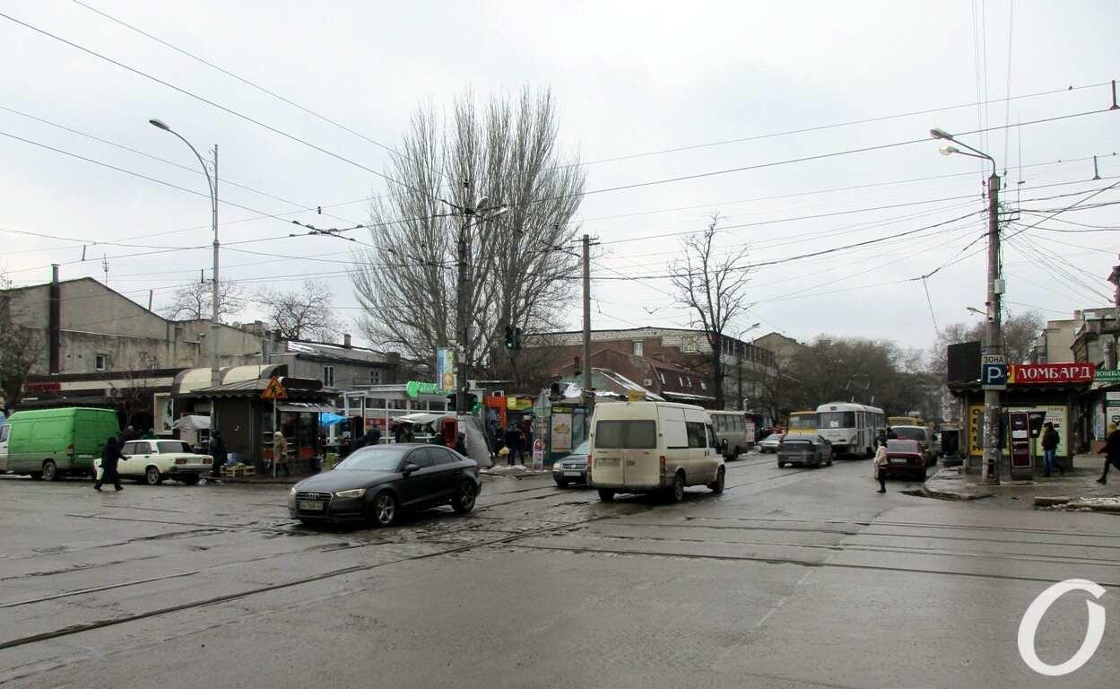 ремонт на участке Преображенской2