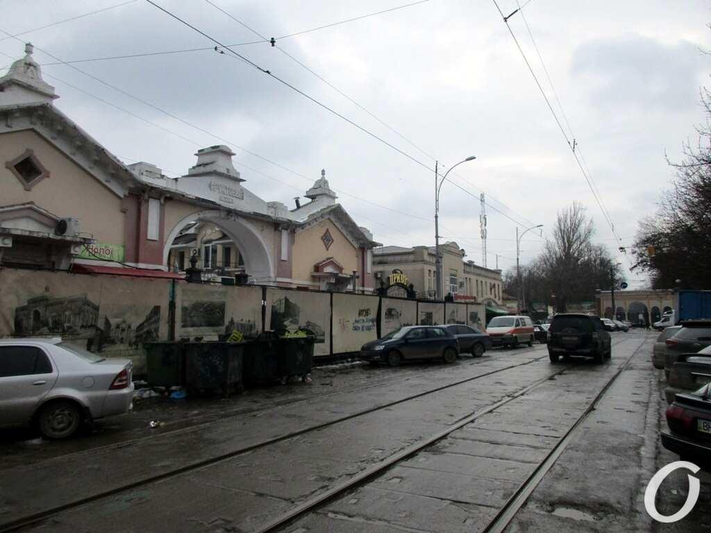 ремонт на участке Преображенской5