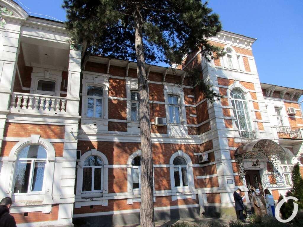 Одессавинпром, здание2