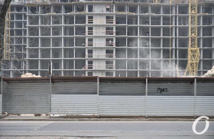 Минус зеленая зона и плюс очередной ЖК: главные новости Одессы 12 апреля