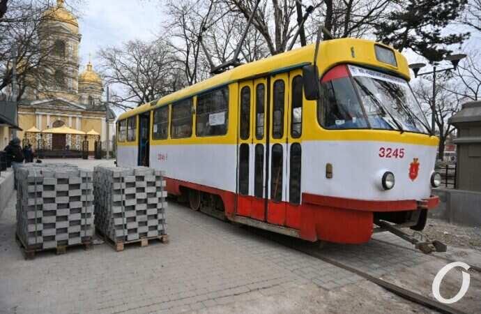 Вперед, на море: в Одессе снова ходят трамваи №18 и №22