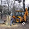 Одесский Алексеевский сквер: благоустройство в разгаре (фоторепортаж)
