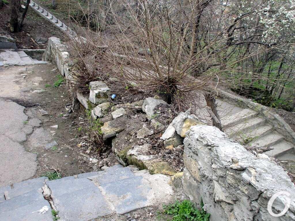 склоны под бульваром Жванецкого2