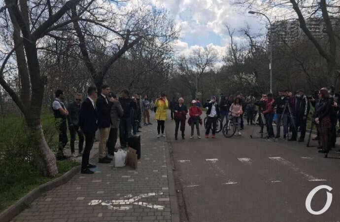 Уход из «красной» зоны и акция неравнодушных: главные события Одессы за 24 апреля