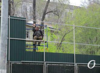 «Неправильный» гимн и старт новой стройки: чем запомнился в Одессе последний день апреля
