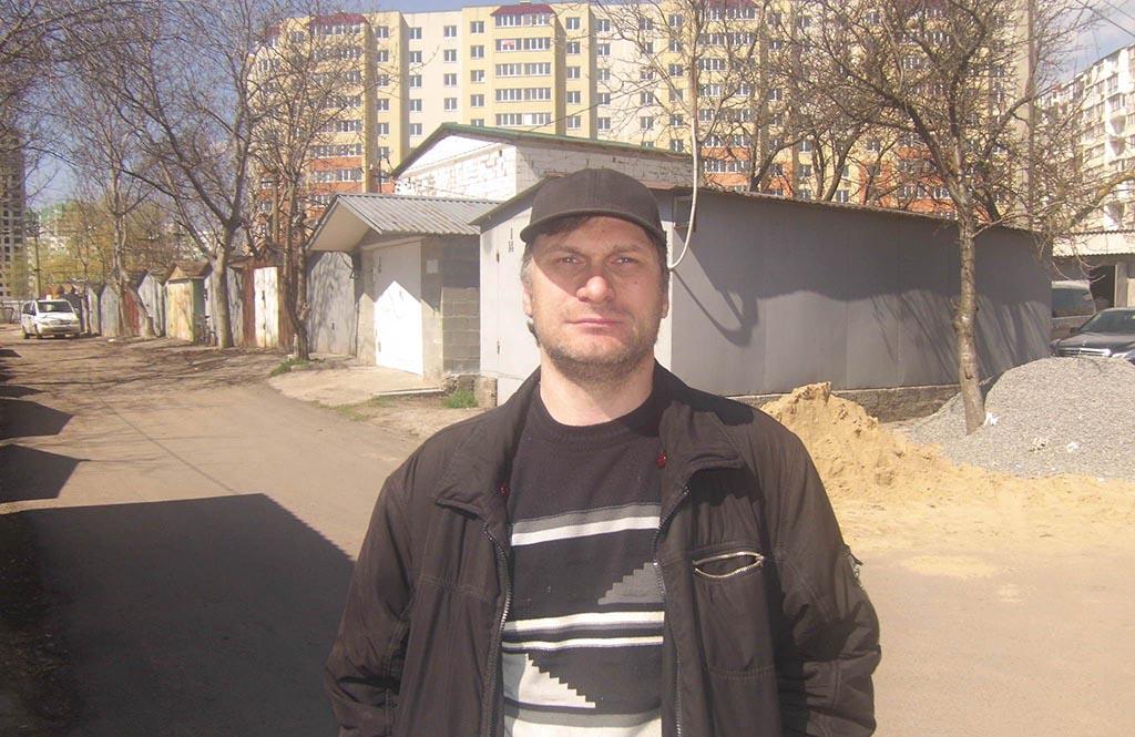 Дмитрий гаражи высоотки