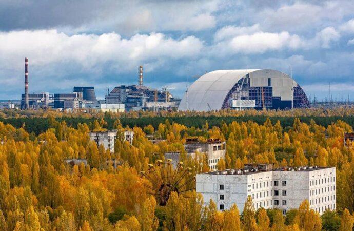 Что одесский журналист увидел в зоне отчуждения Чернобыльской АЭС?