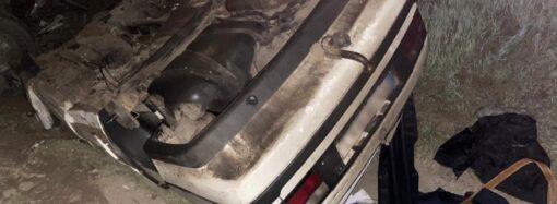 Под Одессой фура смяла легковой автомобиль: погиб человек (фото)