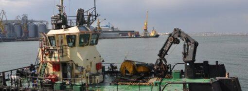 Акваторию одесского пляжа очистили от остатков танкера «Делфи» (фото)