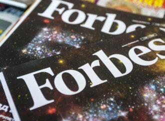 Одесский бизнесмен попал на обложку журнала Forbes (фото)