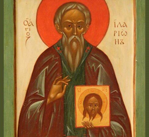 Исцелял больных: кто такой преподобный Иларион Новый?