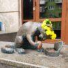 Горящий «Апельсин», «демонтаж» скалы и апрельские котики: каким был в Одессе вторник 13 апреля