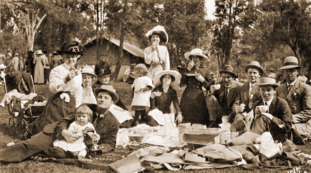 Маевка в Одессе. Середина 19 века
