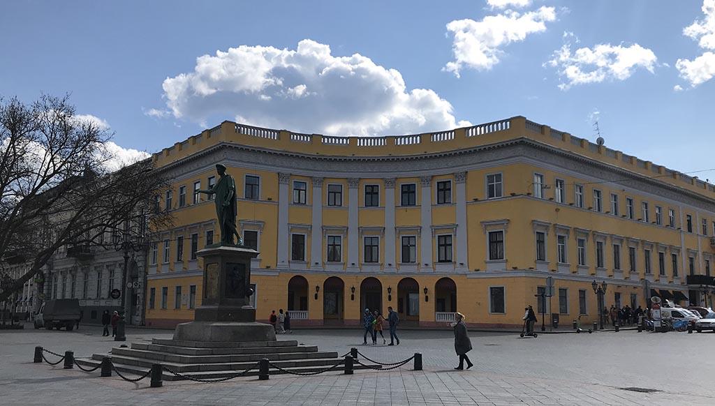 «Петербугская» гостиница