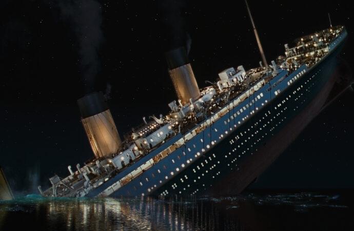Этот день в истории: крушение «Титаника»