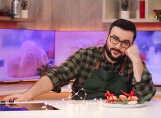 Руслан Сеничкин: о себе, любимых блюдах и кулинарных конкурсах