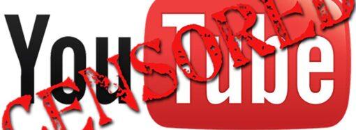 Опальные телеканалы NewsOne, «112» и ZIK заблокированы на YouTube