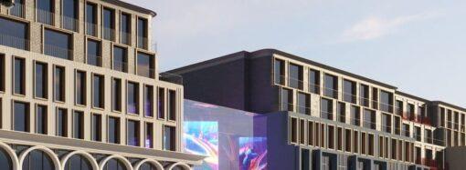 Возле одесского Стамбульского парка может вырасти жилкомплекс с казино (фото)