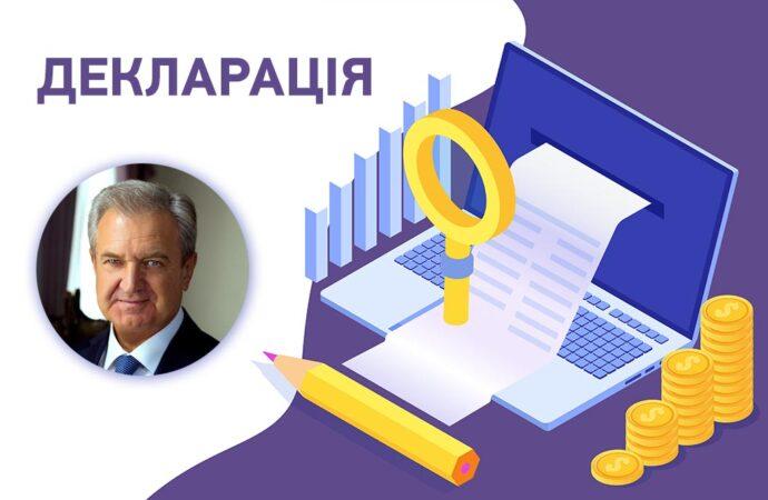 Декларации 2021: чем владеет губернатор Одесской области Сергей Гриневецкий?
