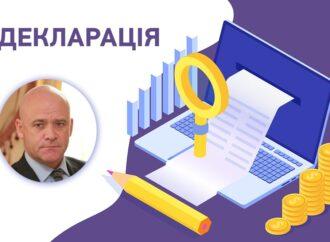 Декларации 2021: какой доход за прошлый год показал мэр Одессы Геннадий Труханов?