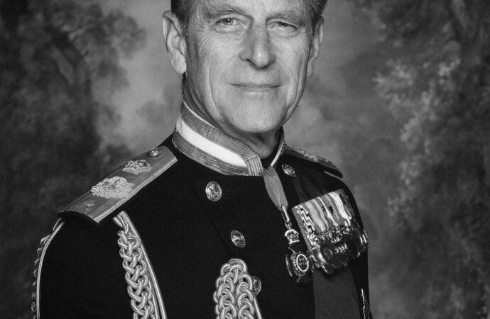 Умер супруг королевы Великобритании принц Филипп