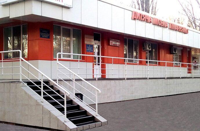 Одесскую детскую больницу № 3 на жилмассиве Котовского ожидает реконструкция