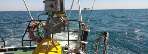 Госгидрография изучит морскую воду в районе Одессы