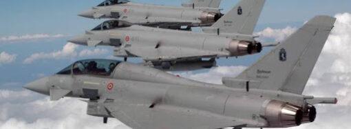 Британские истребители будут патрулировать Черное море