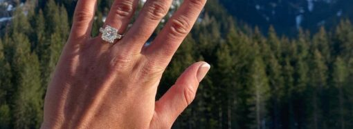 Помолвка Свитолиной: стала известна стоимость подаренного женихом кольца (фото)