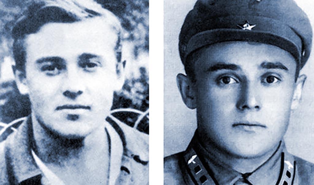 Сергей Королёв в молодости