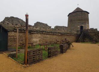 В старинной Аккерманской крепости обнаружили незаконную канализацию (фото)