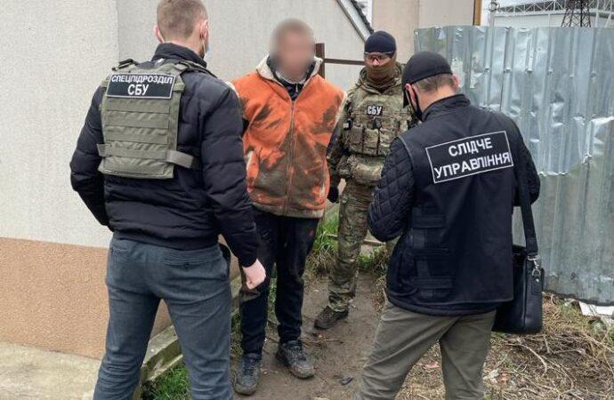 В Одесской области полиция обнаружила лабораторию для производства наркотиков
