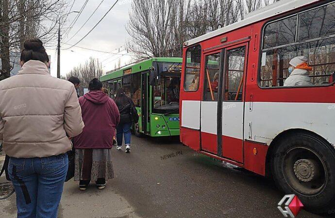 Локдаун вызвал транспортный коллапс в Николаеве