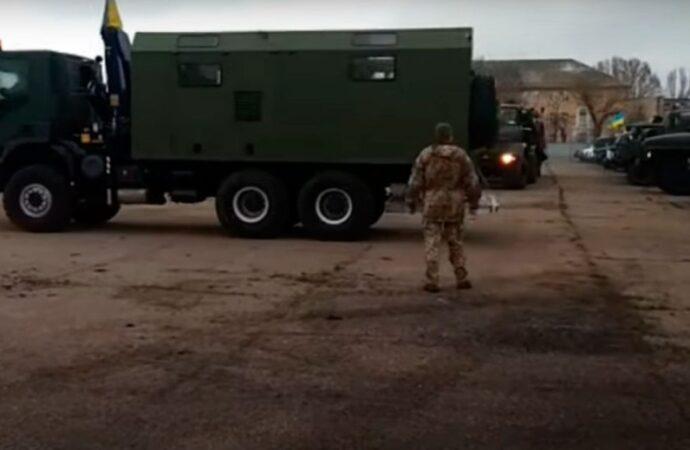 На украинско-молдавской границе проходят учения пограничников (видео)