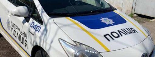Блокбастер по-одесски: на Объездной копы стреляли в BMW с пьяным неадекватом