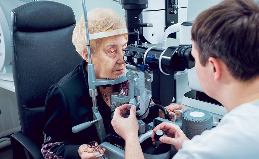 зрение проверка