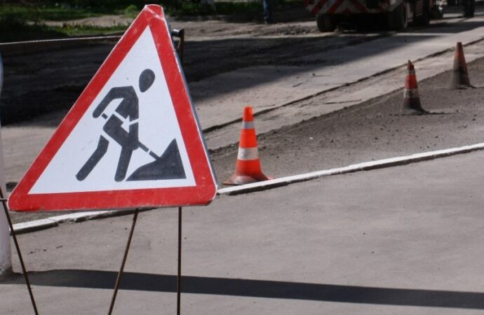Где в Одессе ремонтируют дороги 24 и 25 апреля