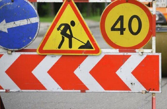 Ремонт дорог в Одессе 23 апреля: где возможны пробки