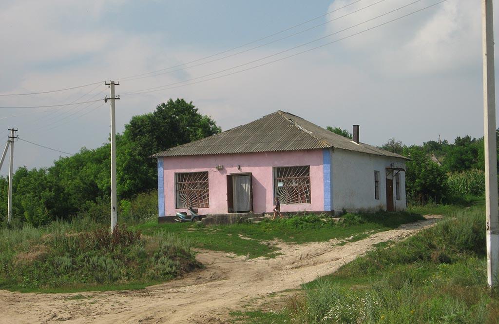 село борщ