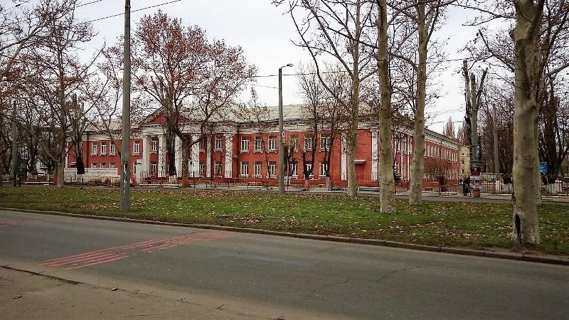школа-гимназия №4 в Одессе